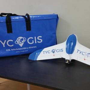 Dron TG5