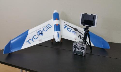 Dron TG6-M