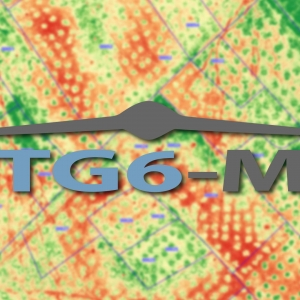 Drone TG6-M Multiespectral micasense, sequoia